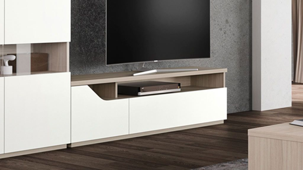 Estante TV CR12, modulo tv
