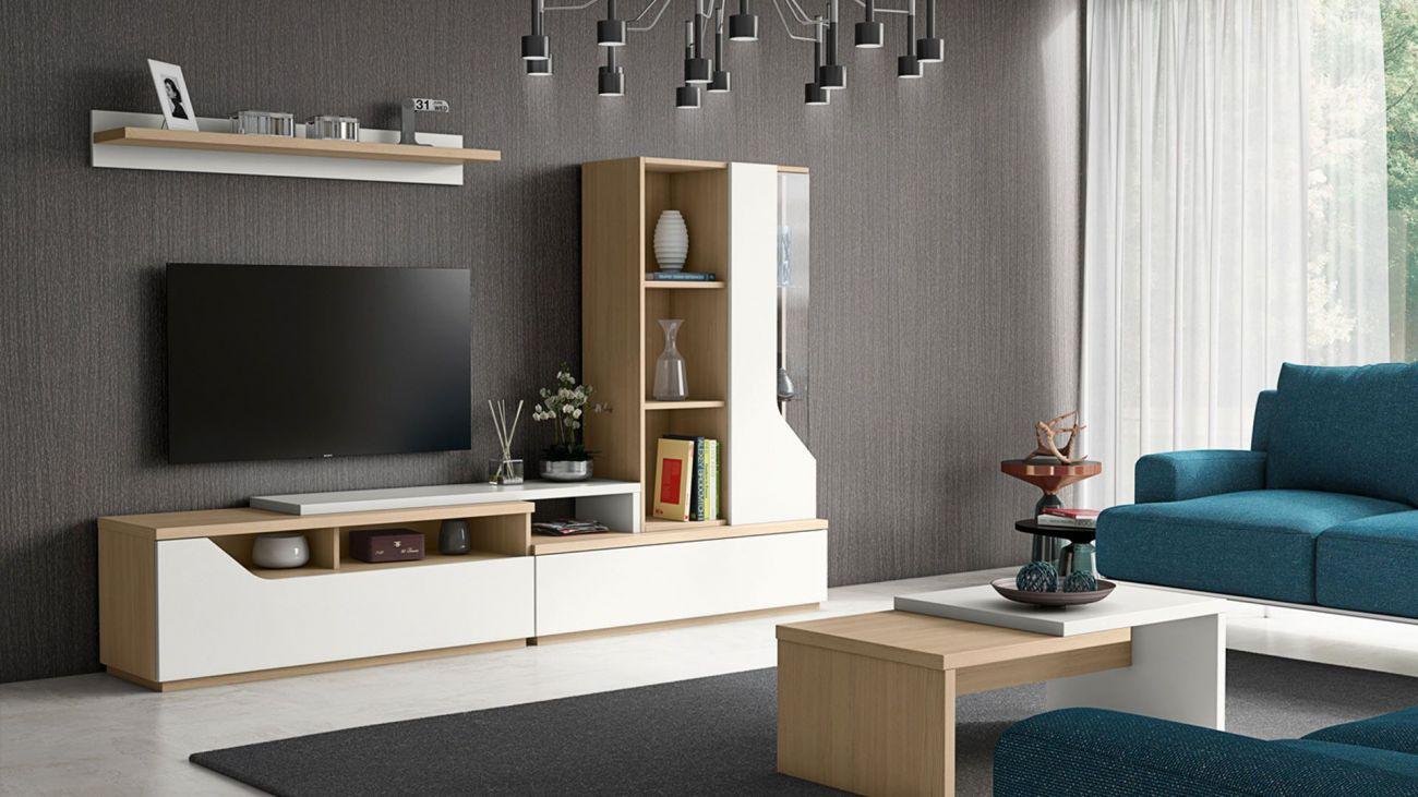 Estante TV CR13, modulo tv