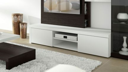 Base TV NB 2 Portas, Moveis de TV Graca Interiores