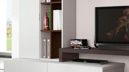 Estante TV BL 655, modulo tv