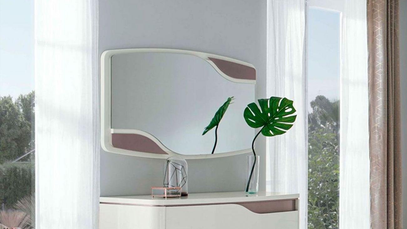Moldura 130 Yara, Espelhos de Quartos Graça Interiores