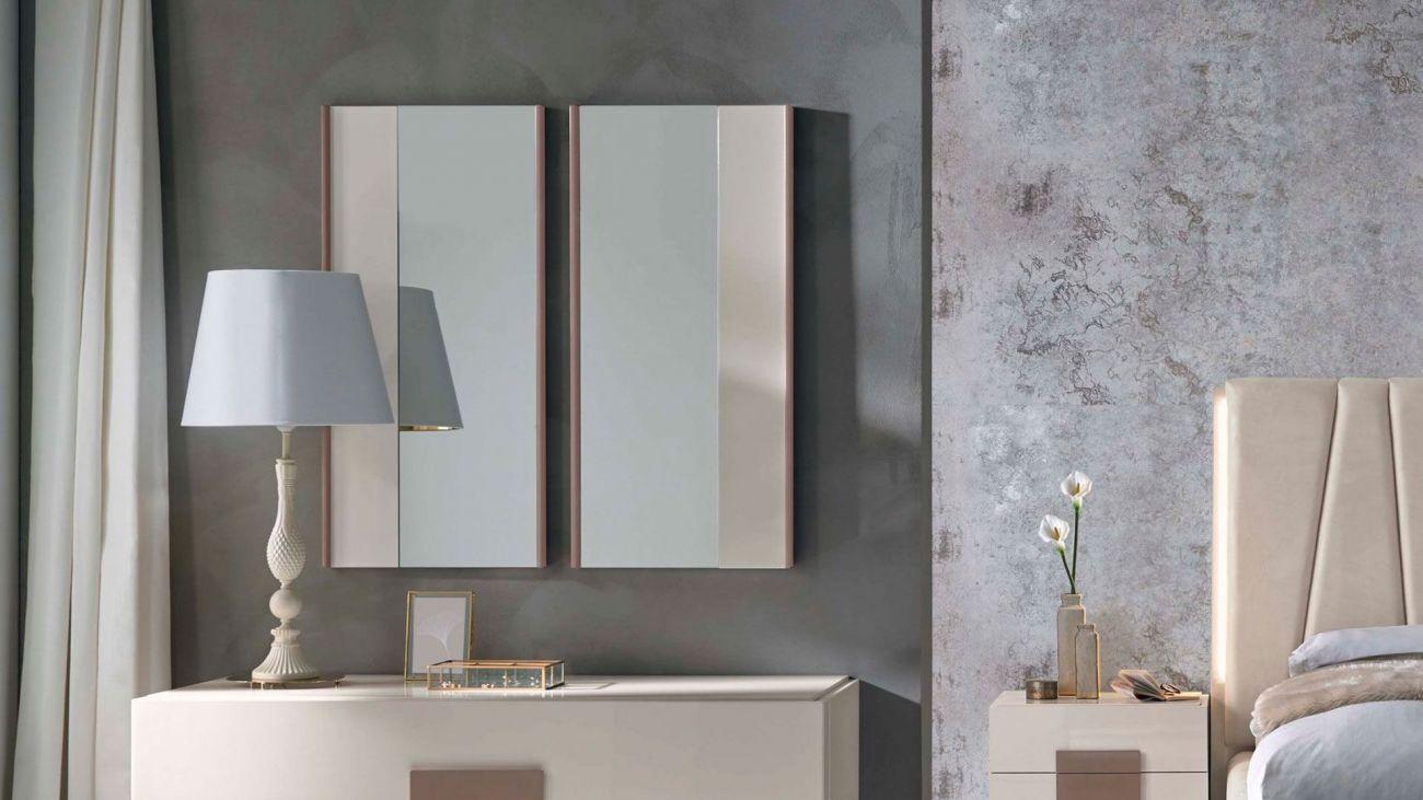 Moldura Morgan I, Espelhos de Quartos Graça Interiores
