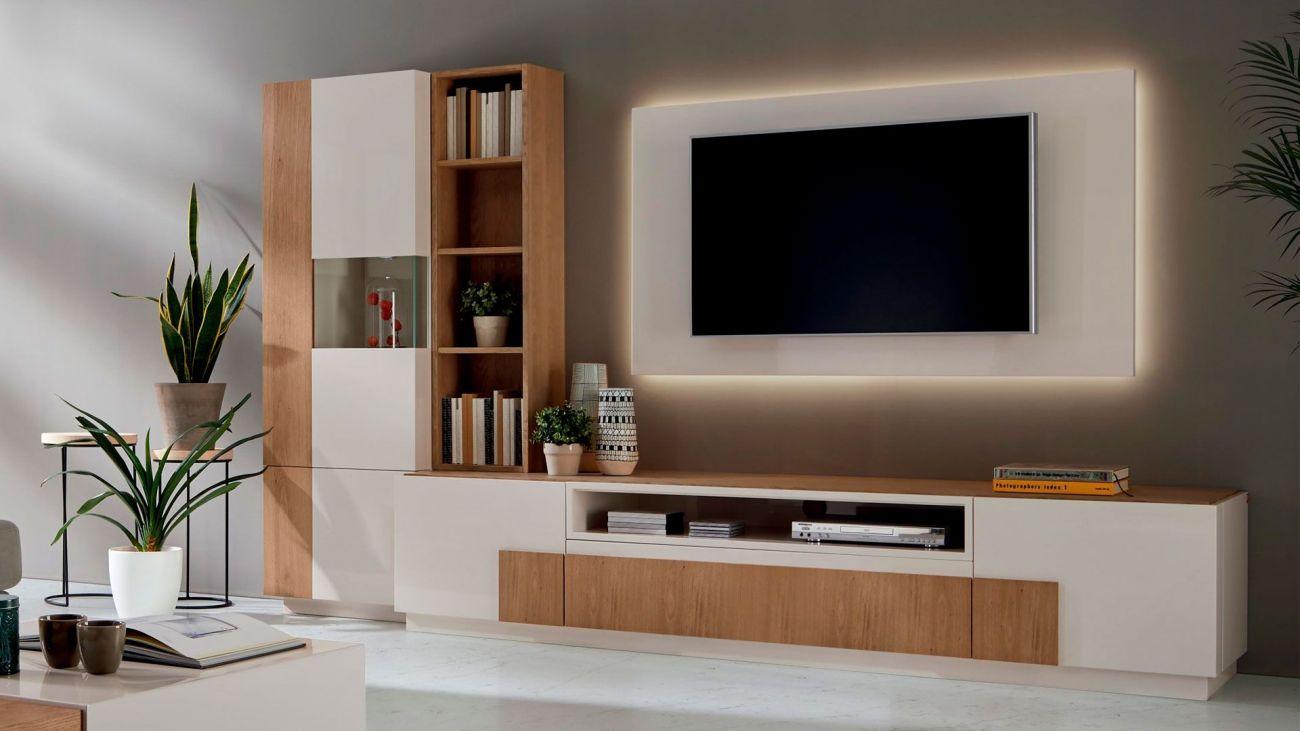 Composição TV Morgan 02, modulo tv