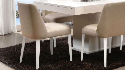 Cadeira Estofada Lotus, Cadeiras Graca Interiores