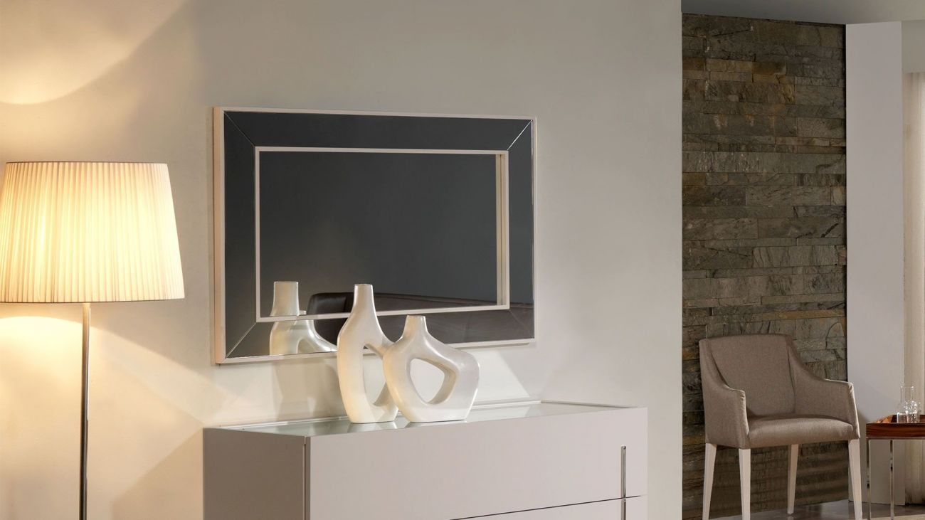 Espelho Lotus, Espelhos de Quartos Graça Interiores