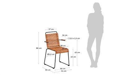 Cadeira Jardim Yukari, Cadeiras Jardim Graça Interiores