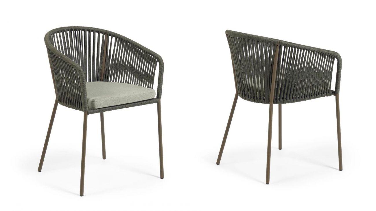 Cadeira Jardim Yanet, Cadeiras Jardim Graça Interiores