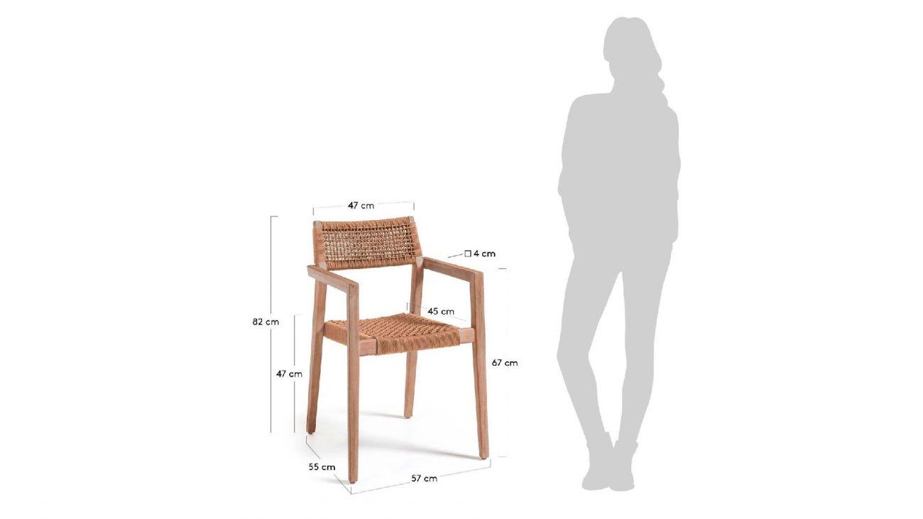 Cadeira Jardim Corvette, Cadeiras Jardim Graça Interiores