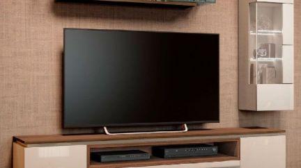 Composição TV Iris, modulo tv