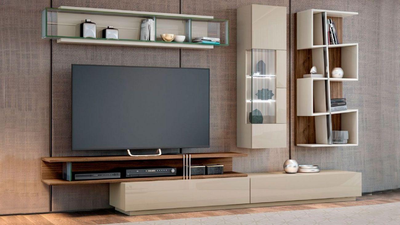 Composição TV York II, modulo tv