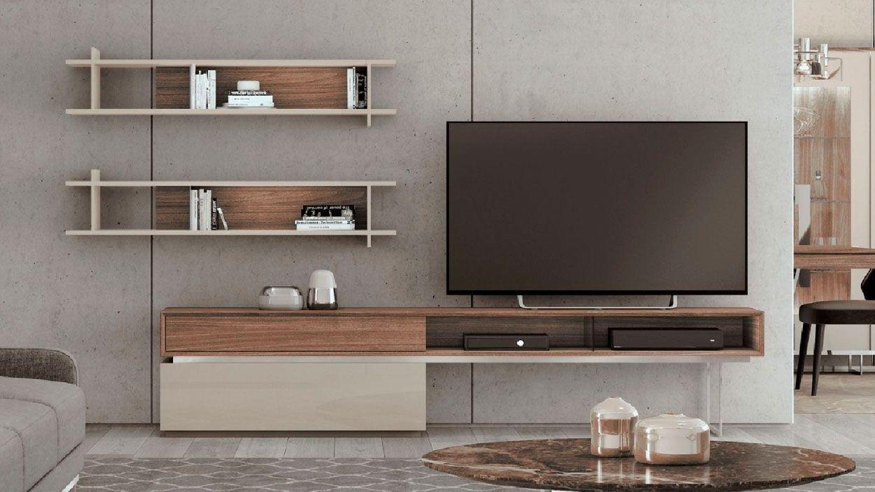 Composição TV Cart 01, modulo tv