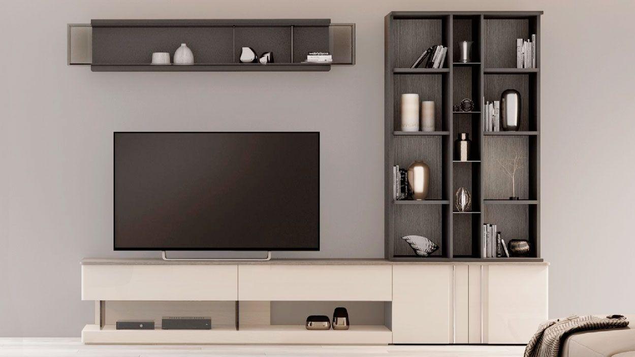 Composição TV Cart 03, modulo tv