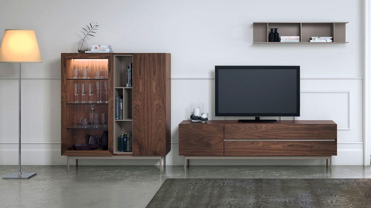 Estante TV Lyra 20, modulo tv