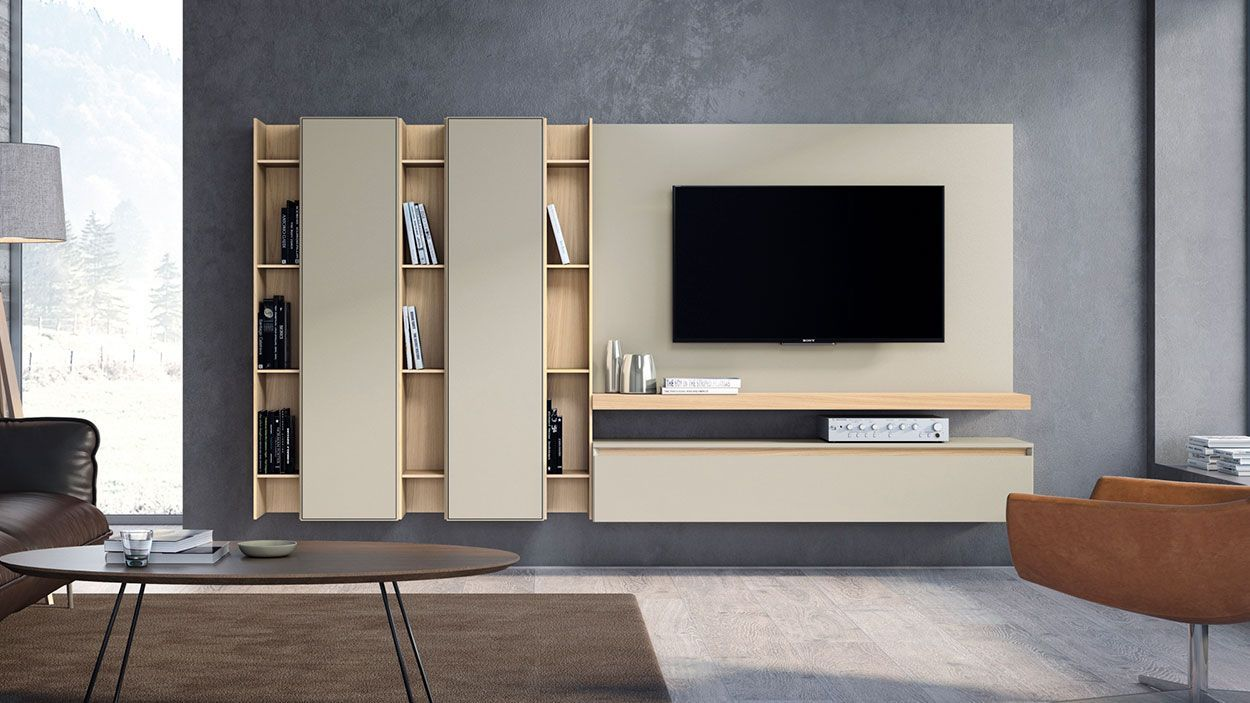 Estante TV Lyra 26, modulo tv