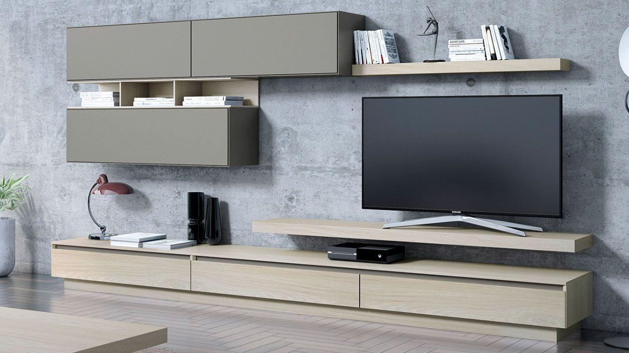 Estante TV Lyra 30, modulo tv