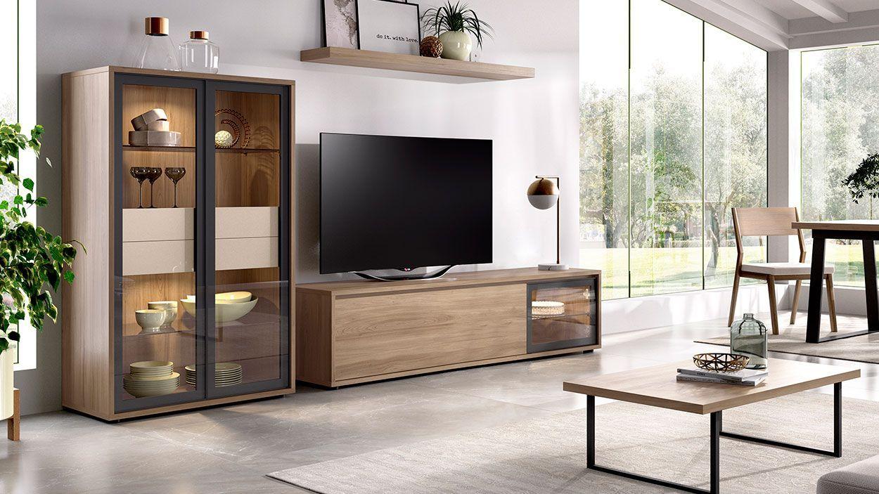 Estante TV Duo 05, modulo tv