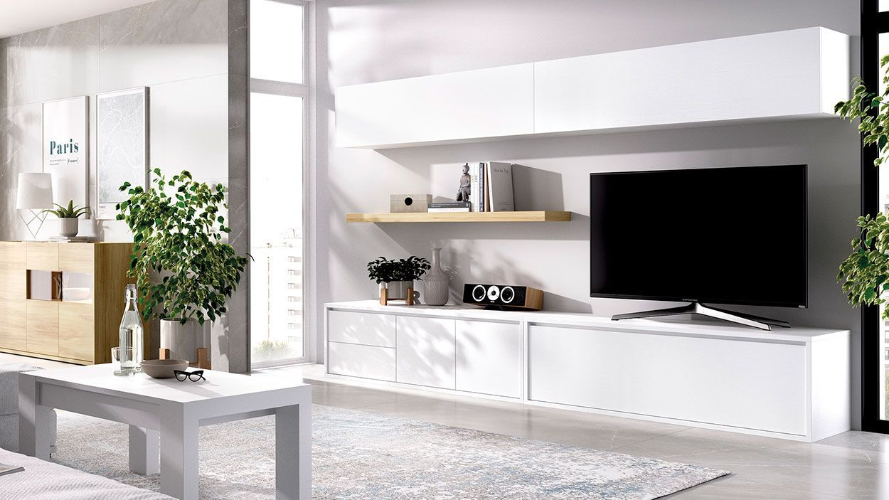 Estante TV Duo 06, modulo tv