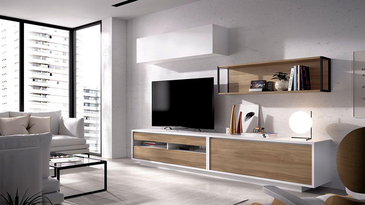 Estante TV Duo 08, modulo tv