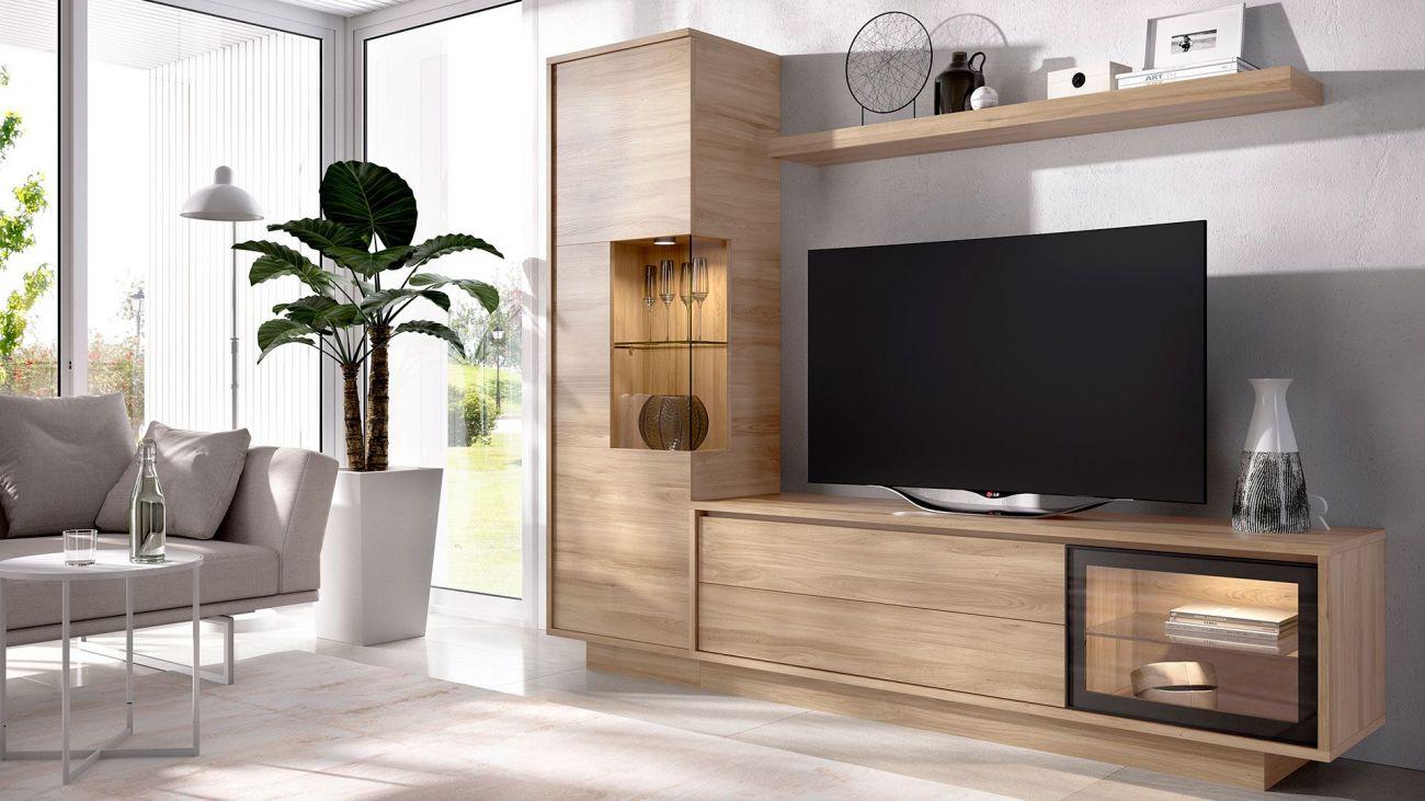 Estante Tv Duo 16, modulo tv