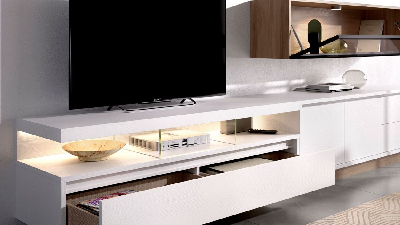 Estante Tv Duo 20, modulo tv