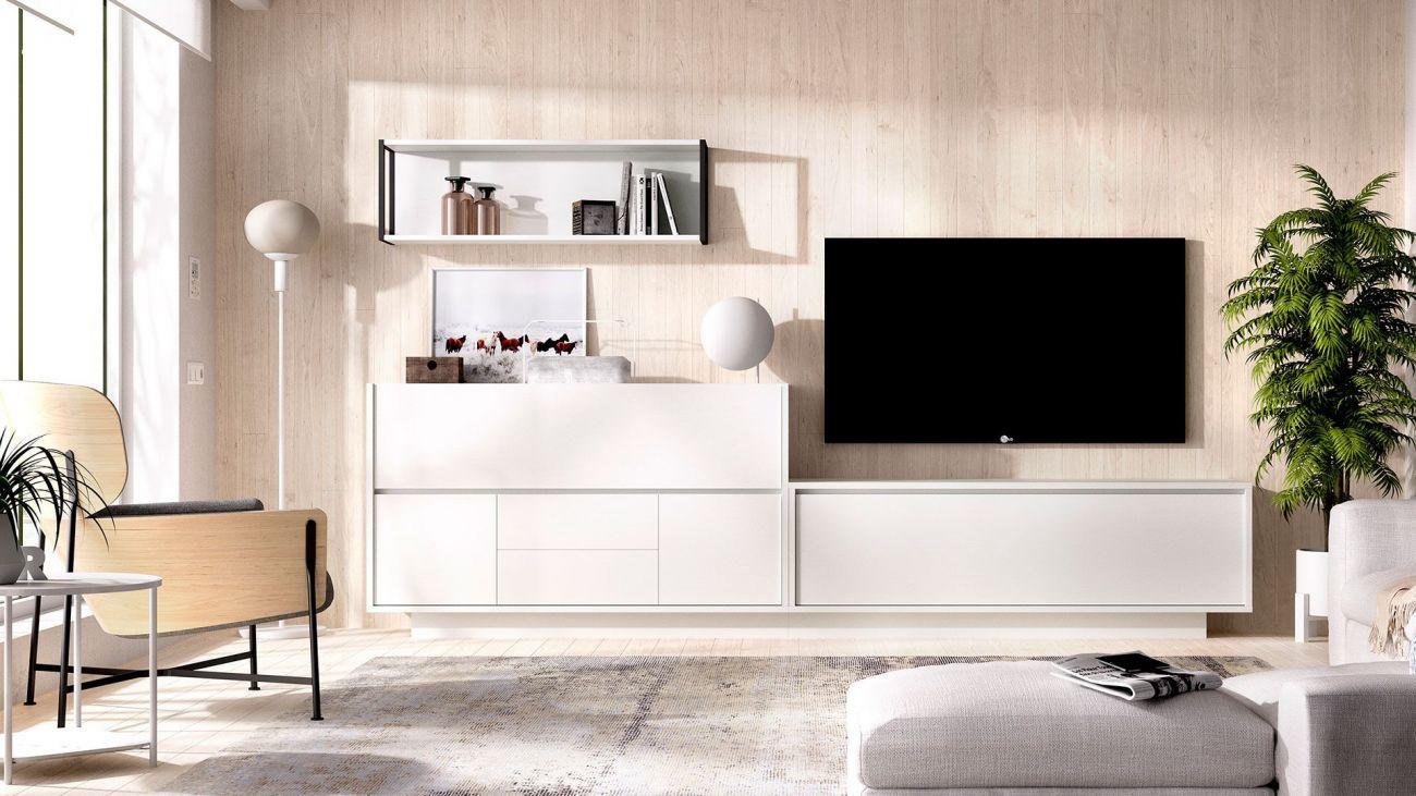 Estante Tv Duo 21, modulo tv