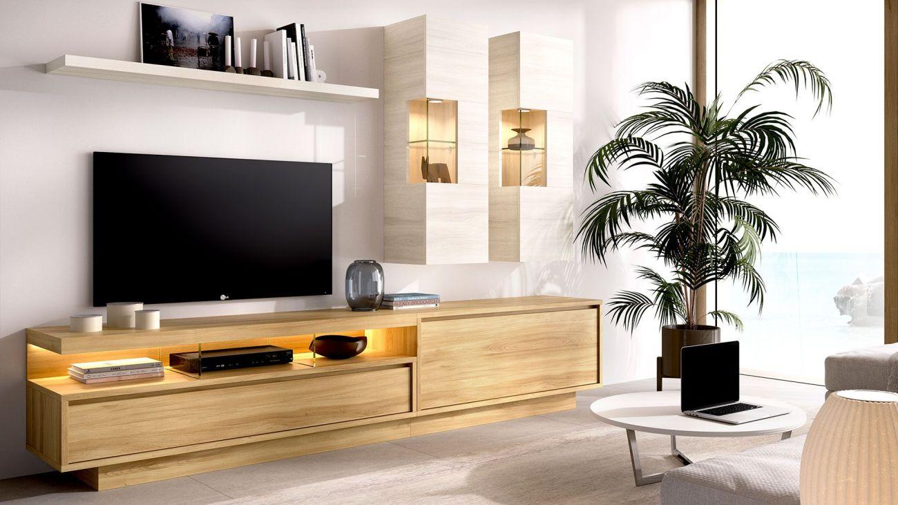 Estante Tv Duo 25, modulo tv