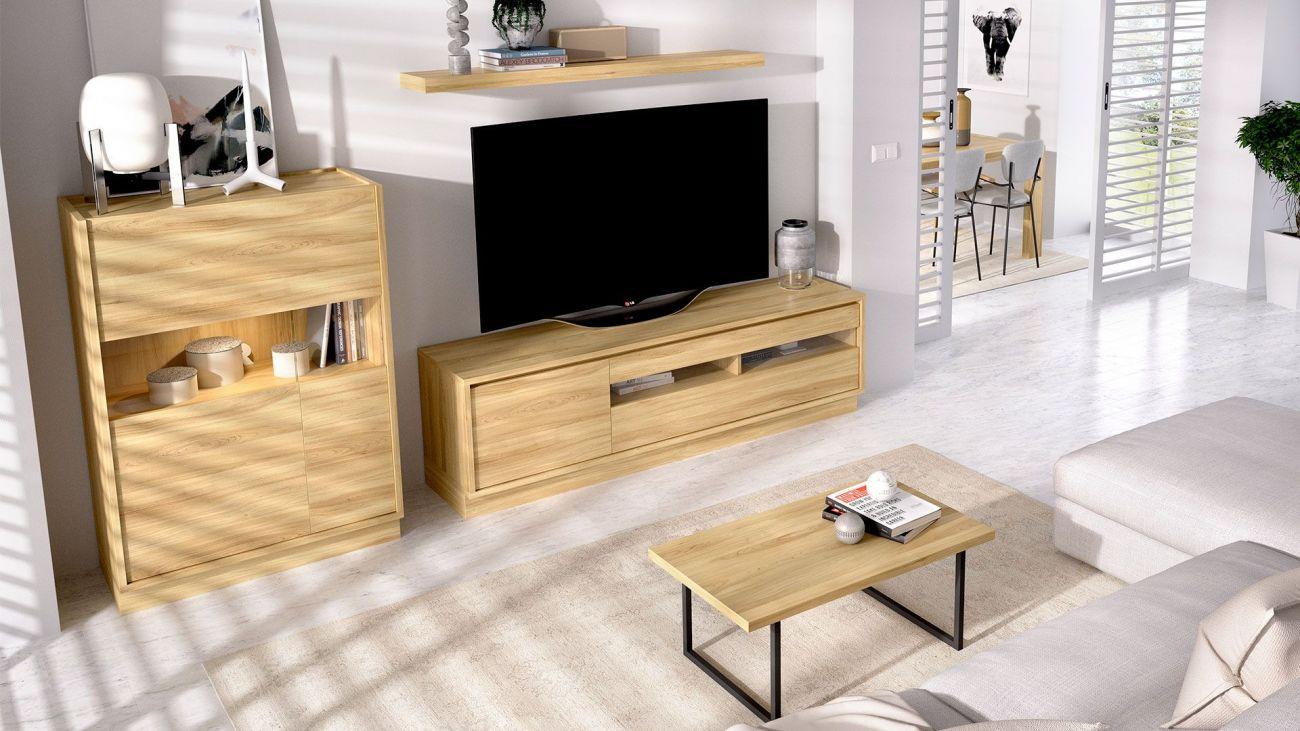 Estante Tv Duo 27, modulo tv