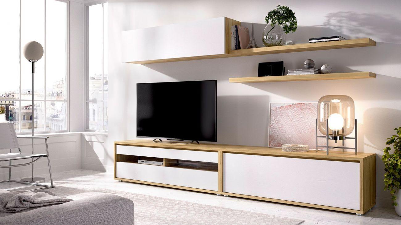 Sala de Estar Duo 32, modulo tv