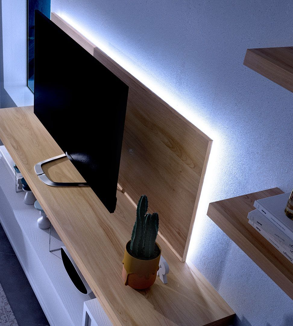 Estante TV Duo 34, modulo tv