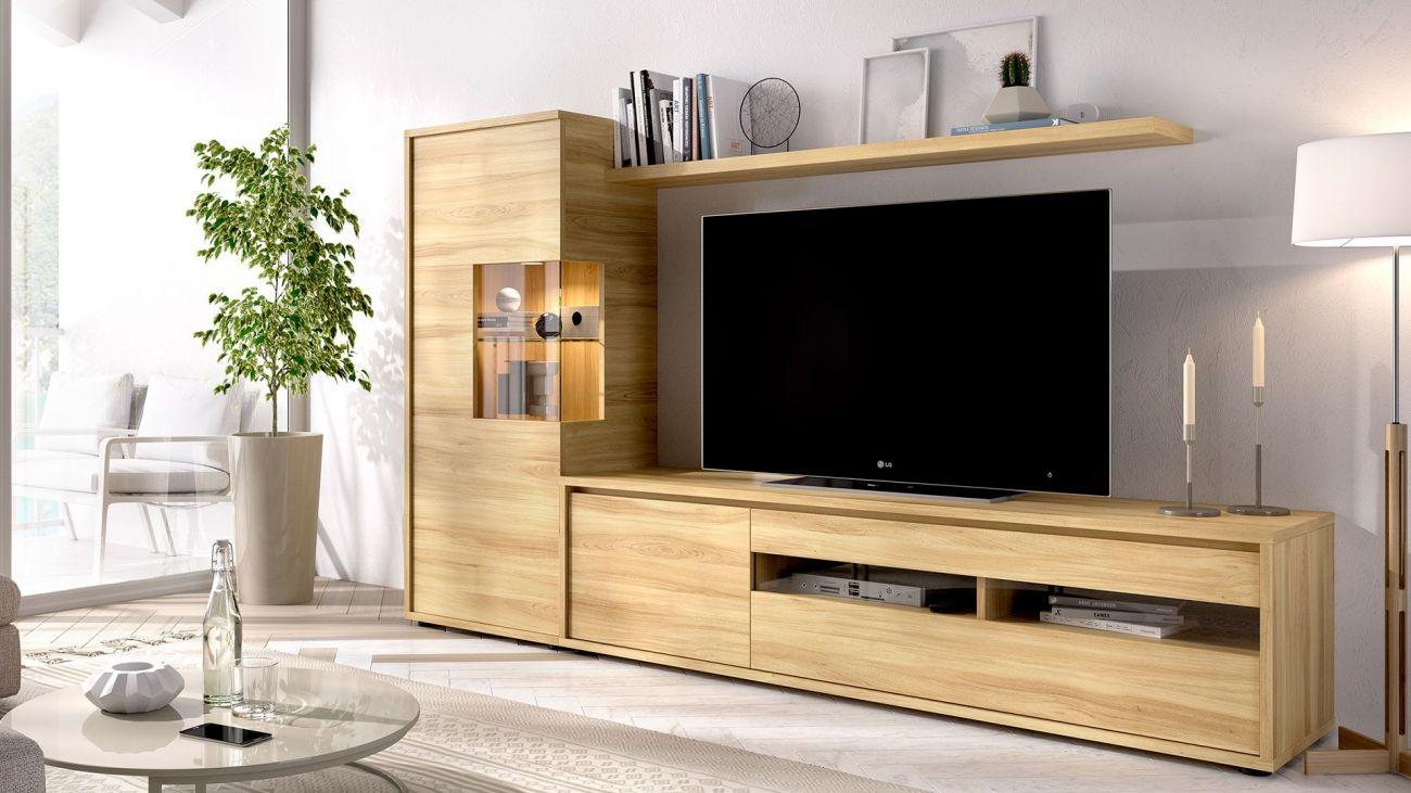 Estante TV Duo 36, modulo tv
