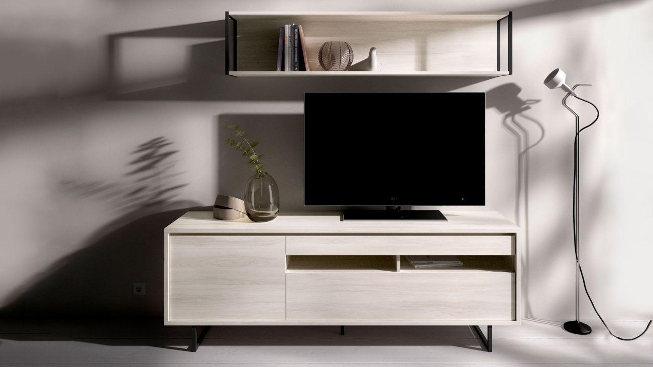 Estante TV Duo 37, modulo tv