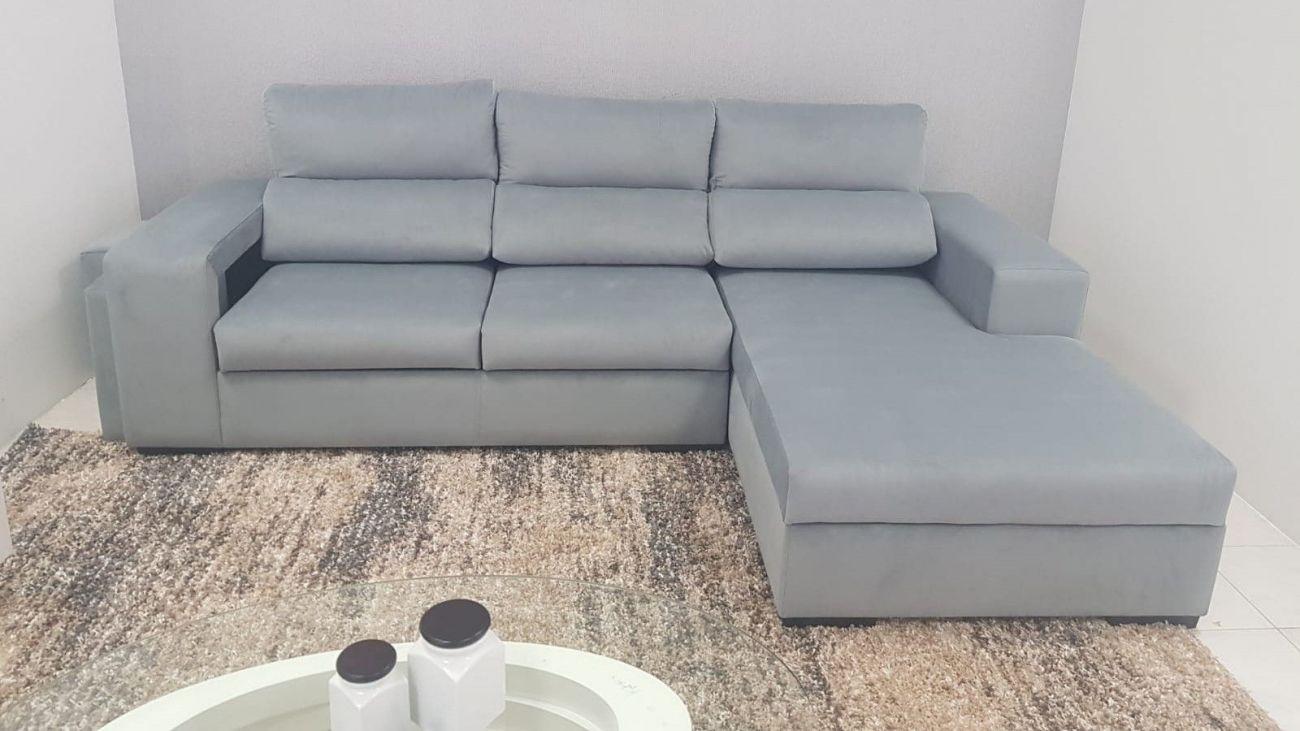 Sofá Chaiselongue Lince, Sofa Chaise Longue Graca Interiores