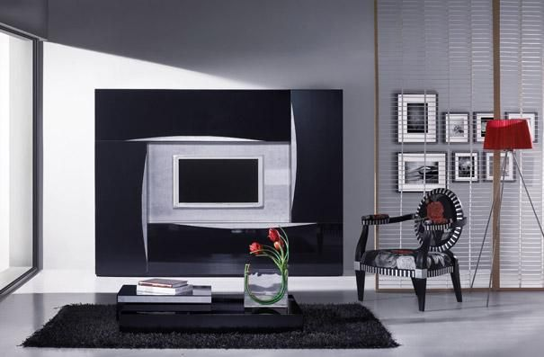 Sala de Estar M90, modulo tv