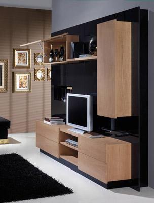 Sala de Estar M101, modulo tv